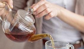 Chaga Mushroom used as Tea
